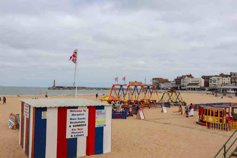 margate day trip from london