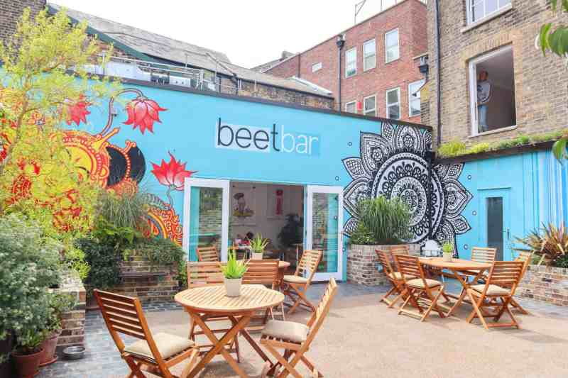 margate day trip from london beet bar