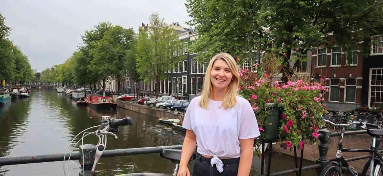 Amsterdam solo travel
