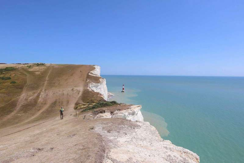 Alternative Day Trips From London, seven sisters cliffs