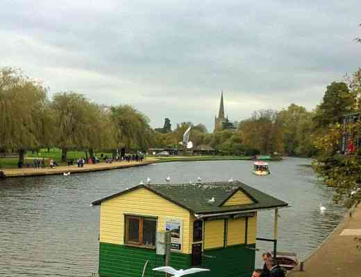 stratford upon avon day trip from london