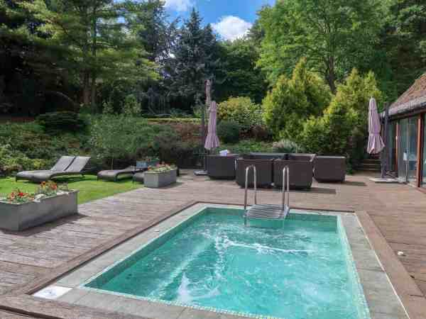 Fawsley Hall Afternoon Tea and Spa Day, Pool