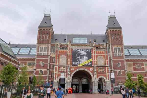 things to do near Vondelpark, Rijksmuseum