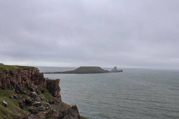 Worms Head Real Wales Tours