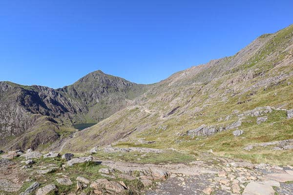 2 days in North Wales Pen-Y-Pass Snowdon