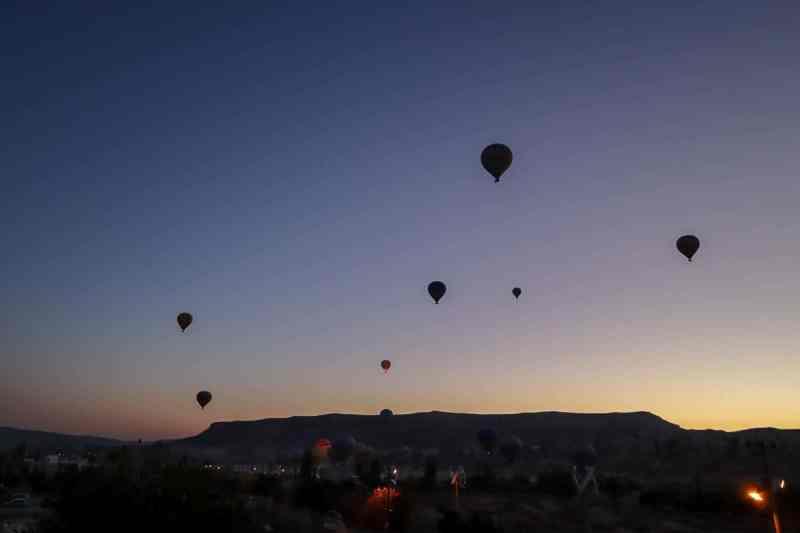 Cappadocia and Istanbul trip
