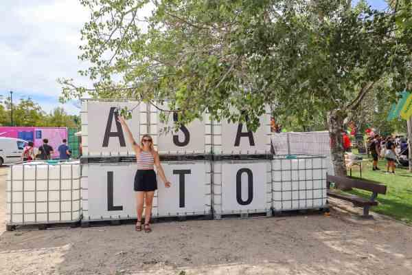 Festival Asalto Zaragoza