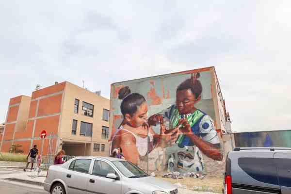 guide to Zaragoza spain street art