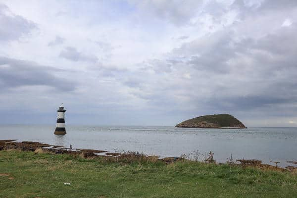 North Wales Itinerary, Penmon point