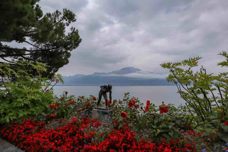 Montreux to Lausanne, Lausanne to Montreux, Lake Geneva