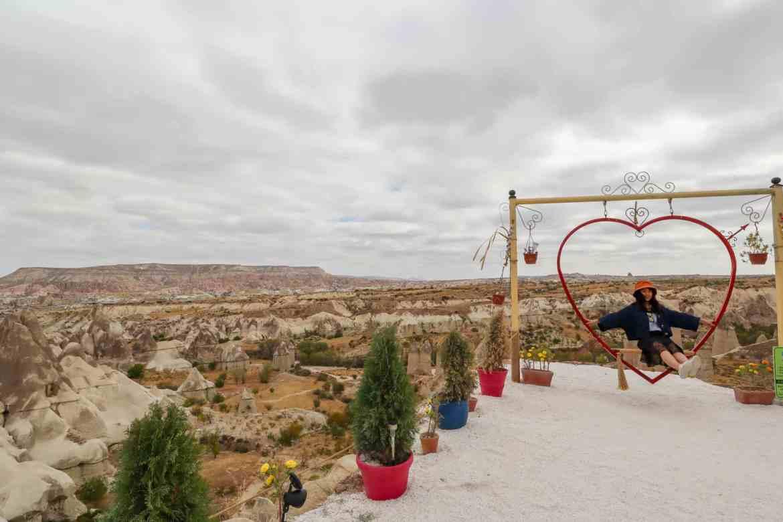 Cappadocia prices, love valley