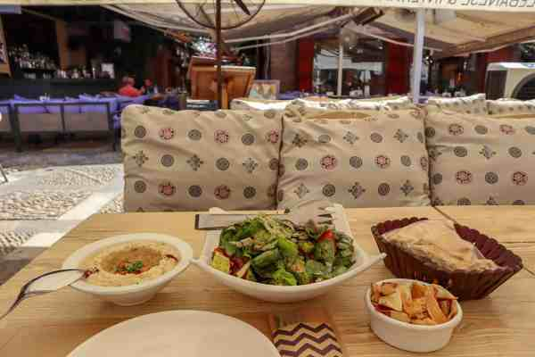 Beirut to Byblos by Uber Lebanese Food