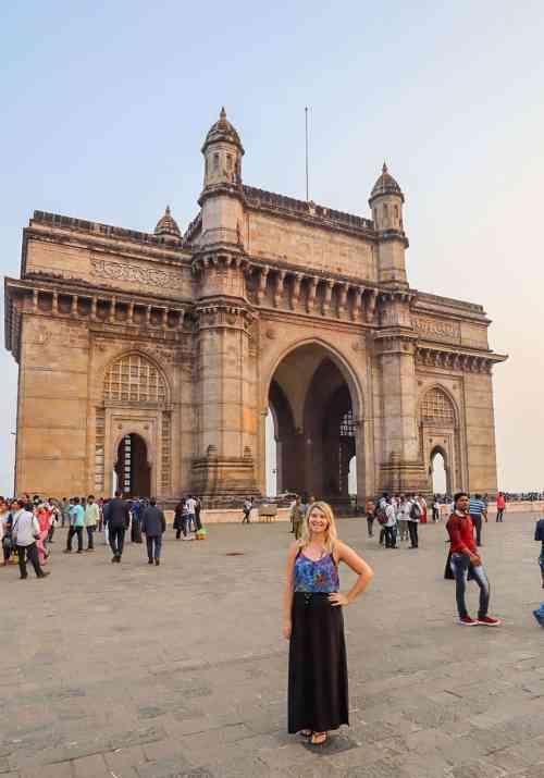 GATEWAY OF INDIA SUNRISE