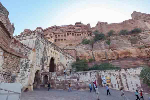 things to do in jodhpur Jodhpur Fort