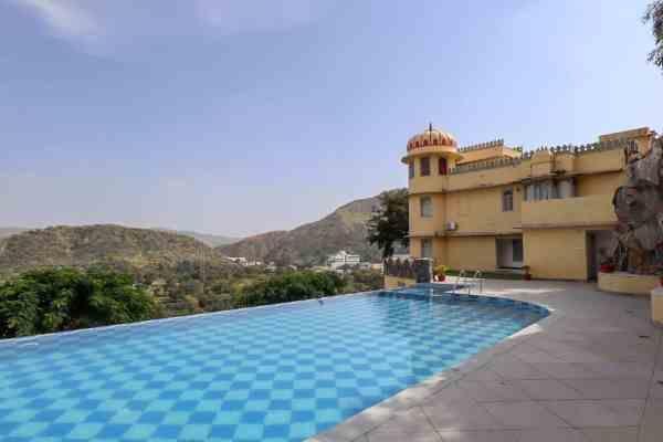 1 week in Rajasthan Kumbhulgarh