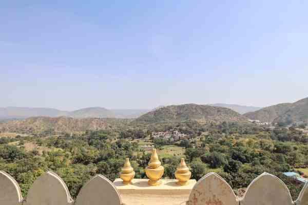 Shahpura Kumbhal Villas in Kumbhalgarh Mountains