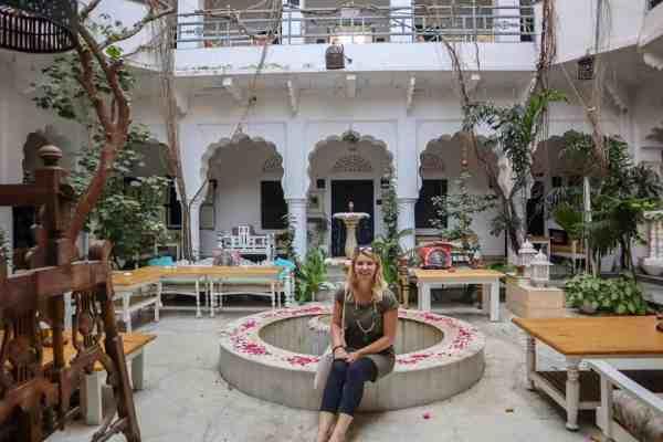hotels in Pushkar Inn Seventh Heaven