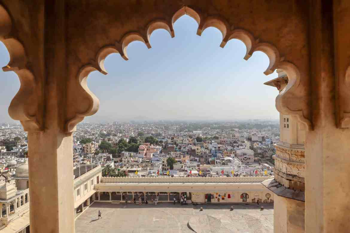 2 month India itinerary, Udaipur