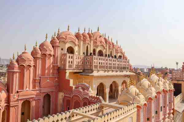 Best way to see Jaipur India hawa mahal