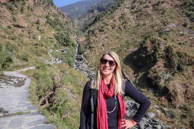 Dharamshala McLeod Ganj Travel Guide Bhagsu Falls