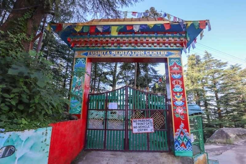 Toshiba Meditation Centre Dharamkot