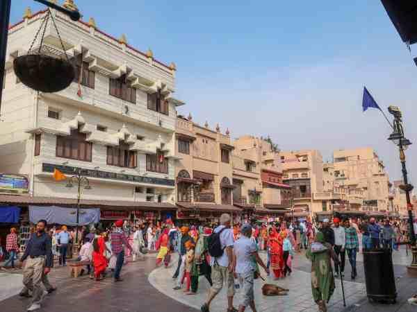 Amritsar streets
