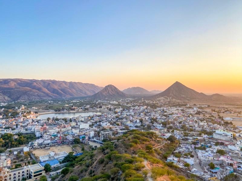 2 month India itinerary, Pushkar