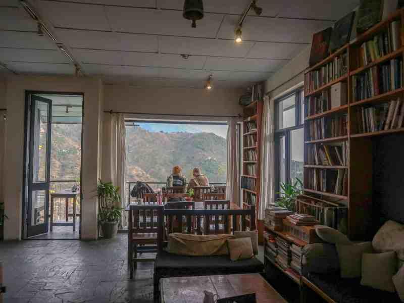 Illiterati Cafe Dharamshala McLeod Ganj | things do to in Mcleod Ganj