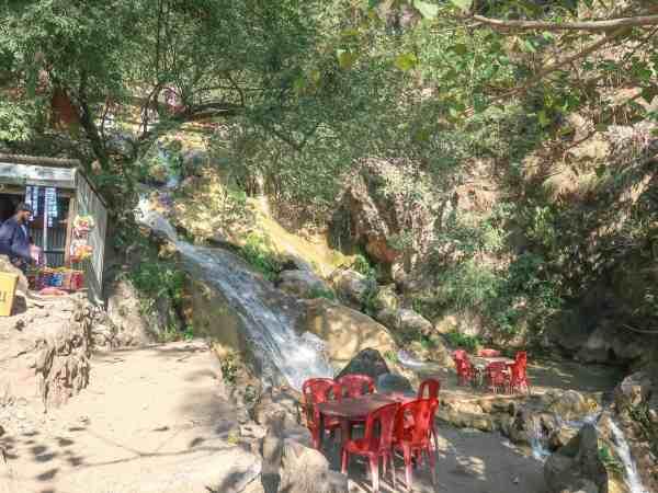 Rishikesh Travel Guide Waterfall