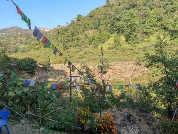 Rishikesh Travel Guide Waterfall Cafe