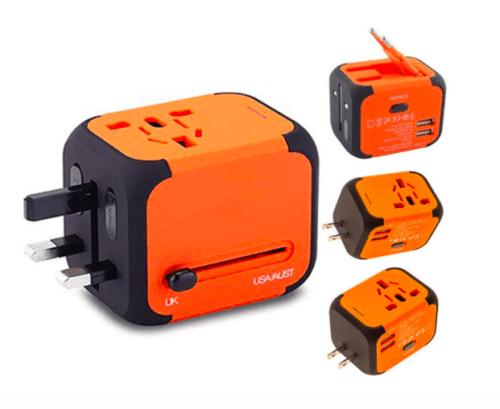 international adapter for travel