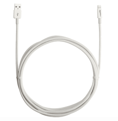 backpacking essentials extra long phone cable