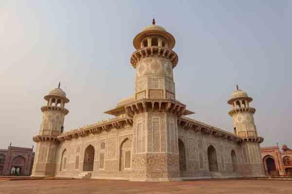 Tomb of I'timād-ud-Daulah Baby Taj