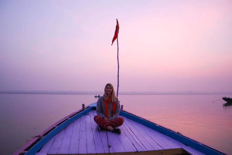Varanasi itinerary, varanasi sunrise boat trip