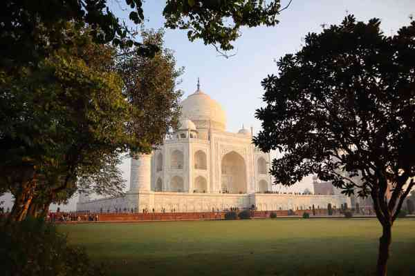 Taj Mahal Tips for Visiting