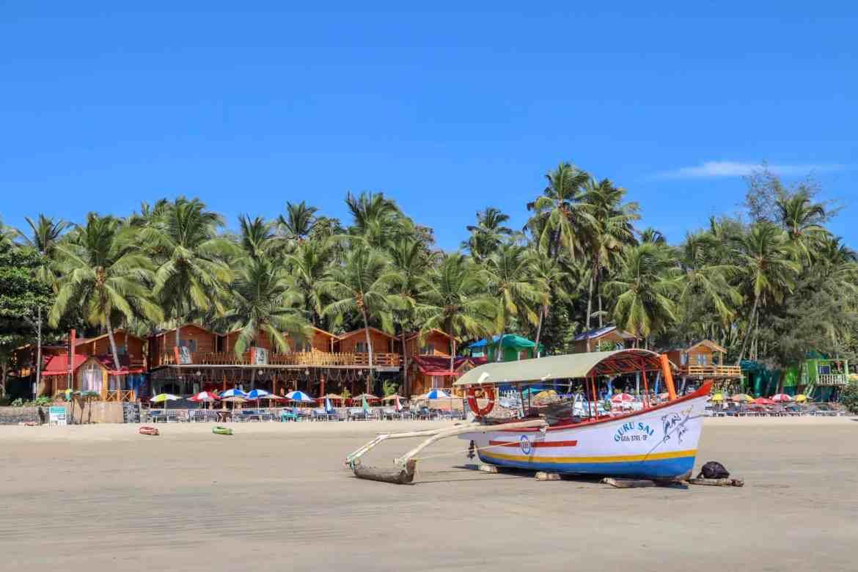 2 month India itinerary, Goa