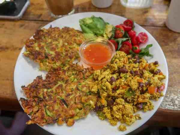 Palolem Beach Zest Cafe Food | Palolem Beach Guide