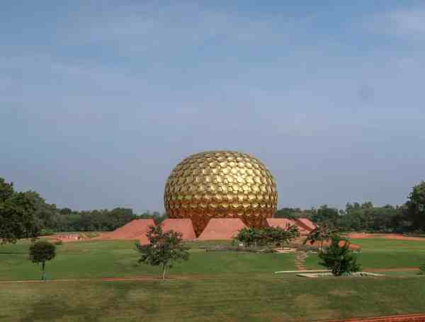 Pondicherry to Auroville