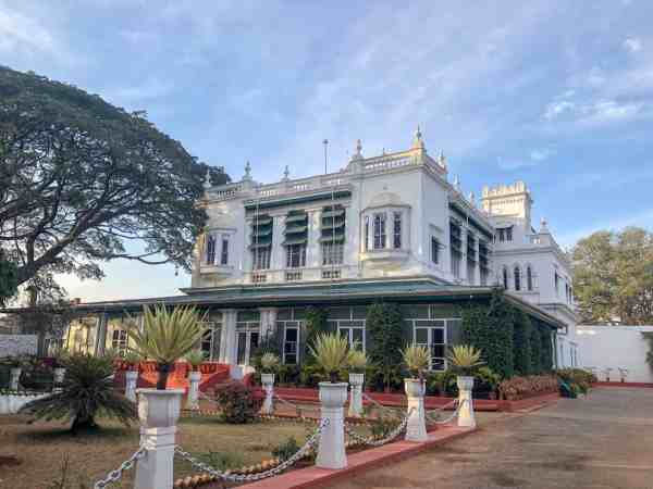 travel to South India, The Green Hotel Mysore South India Hotels
