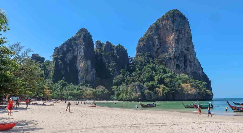 Ao Nang to Railay Beach