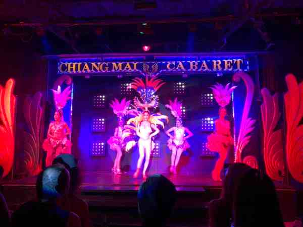 things to do in Chiang Mai lady boy cabaret