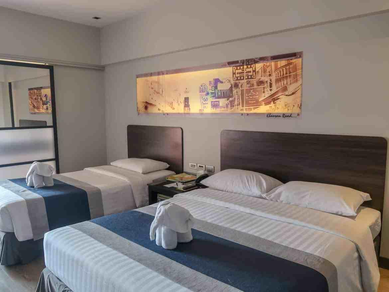2 weeks in Thailand, best hotel in Bangkok