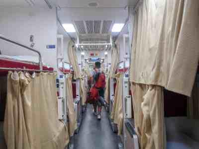 2 week thailand itinerary bangkok to chiang mai overnight train