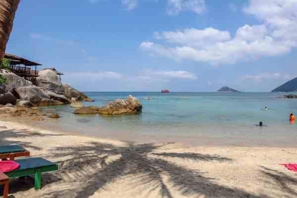 2 week thailand itinerary koh tao