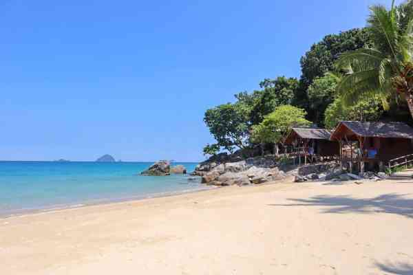 Perhentian Small Kecil Island Travel Guide Mira Beach