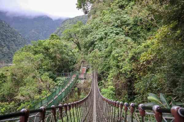 Taroko National Park Taiwan trail