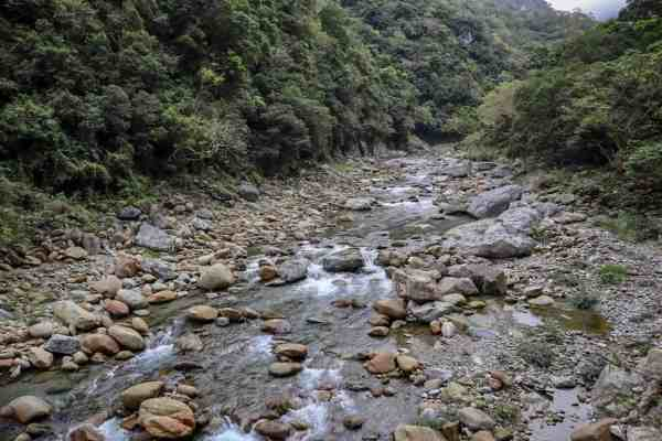 Taroko National Park Taiwan river