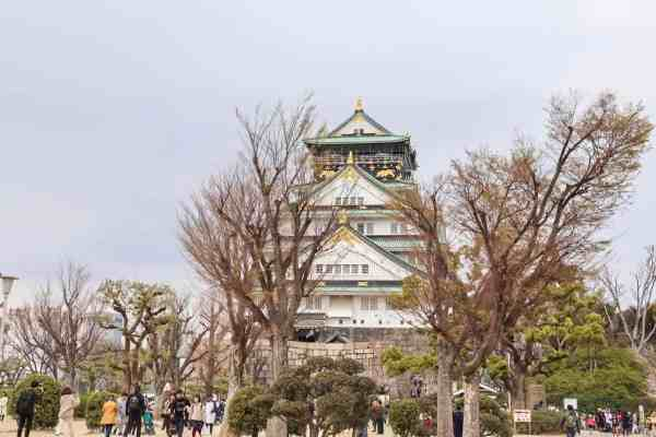 2 week japan itinerary, things to do in osaka.