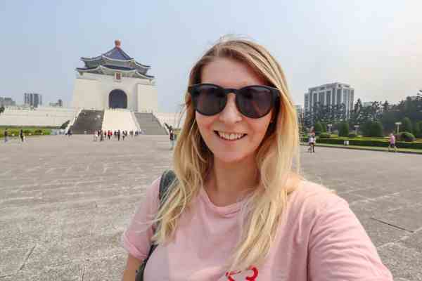 Taipei travel tips solo female travel