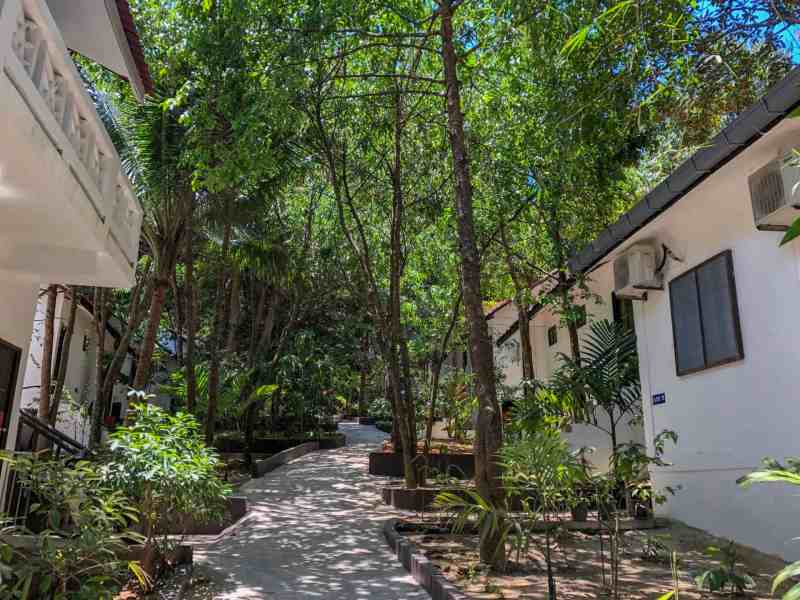 Perhentian Islands Accommodation, best perhentian island hotels and resorts Tivoli Backpackers Hostel